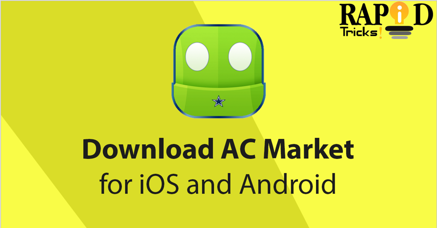 Ac market apk ios | ACMarket iOS for iPhone App Download