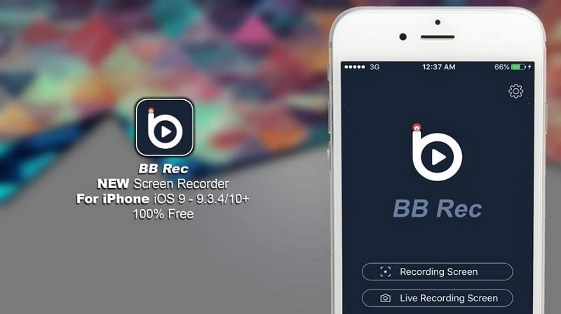 Bb Rec Recorder Free For Ios Iphone